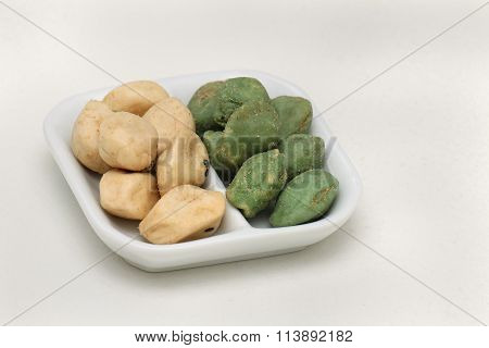 Wasabi Snacks