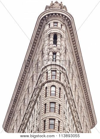 The Top Of The Flatiron
