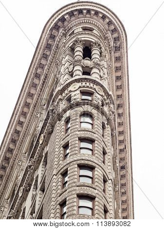 The Architecture Of The Flatiron Building