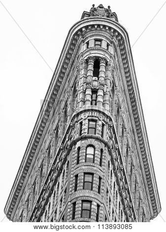Flatiron In Perspective