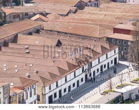 The Wineries Of Porto