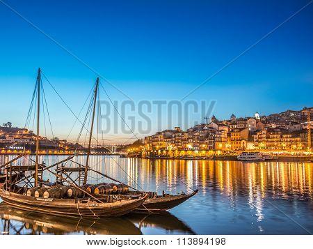 Porto Blue Hour