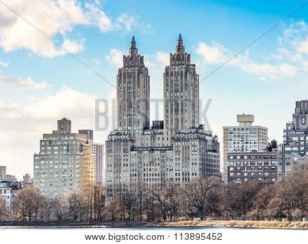 300 Central Park West Apartments