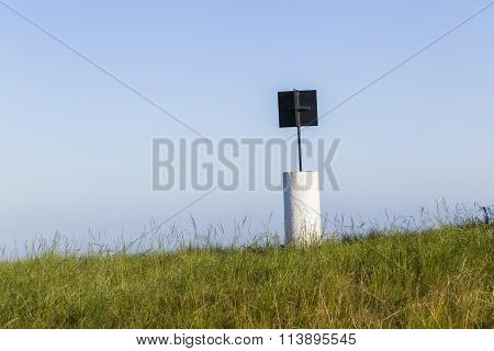 Hilltop Beacon Marker