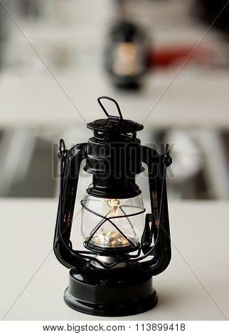 Street Cafe Lantern