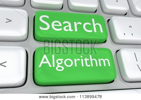 Search Algorithm Concept