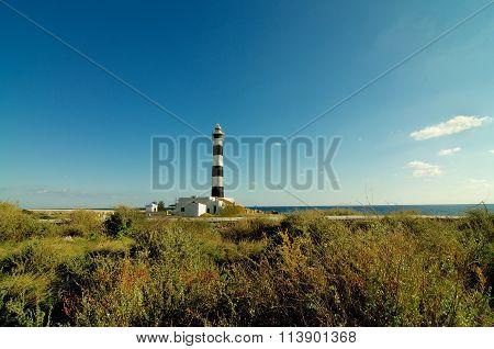 Cap De Artrutx Lighthouse