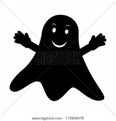 Simple icon ghost
