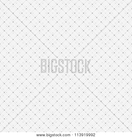 Seamless dot pattern, vector background