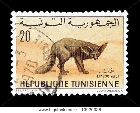 Tunisia 1968