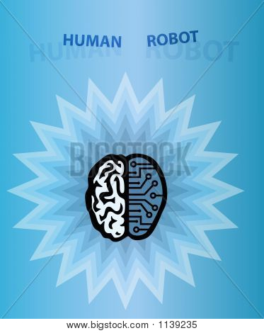 Human Robot Brain