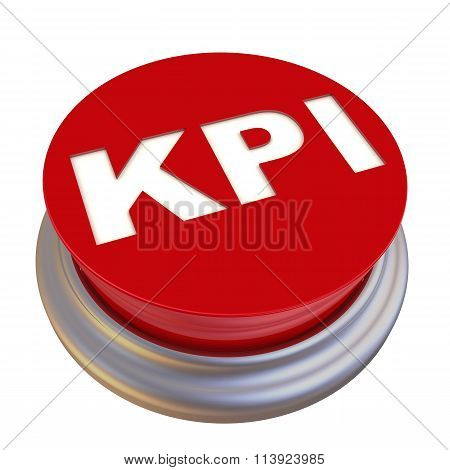 KPI (Key Performance Indicators). Red button labeled