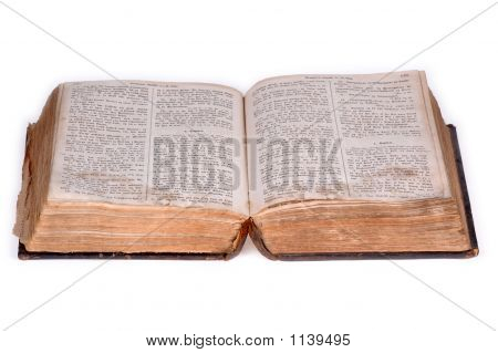 Open Old Bible Version 5.