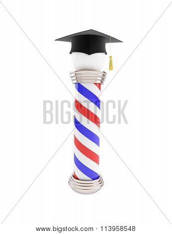 Classic Barber Pole Education