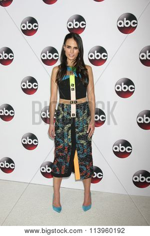 LOS ANGELES - JAN 9:  Jordana Brewster at the Disney ABC TV 2016 TCA Party at the The Langham Huntington Hotel on January 9, 2016 in Pasadena, CA