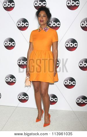 LOS ANGELES - JAN 9:  Tracee Ellis Ross at the Disney ABC TV 2016 TCA Party at the The Langham Huntington Hotel on January 9, 2016 in Pasadena, CA