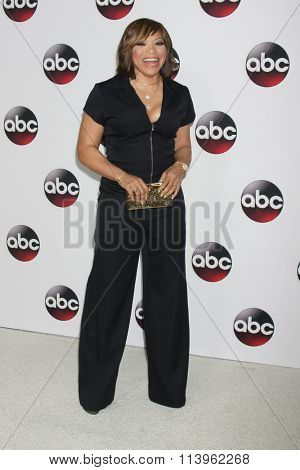 LOS ANGELES - JAN 9:  Tisha Campbell-Martin at the Disney ABC TV 2016 TCA Party at the The Langham Huntington Hotel on January 9, 2016 in Pasadena, CA