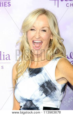 LOS ANGELES - JAN 8:  Sophie Uliano at the Hallmark Winter 2016 TCA Party at the Tournament House on January 8, 2016 in Pasadena, CA