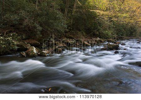 Natahala Rapids