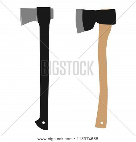 Axe Vector Set