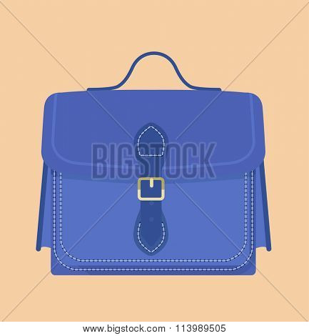 Business hand bag vector illustration. Business bag isolated on background. Business bag symbol. Business bag. Business hand bag for office. Business bag vector. Office work, business symbol, work