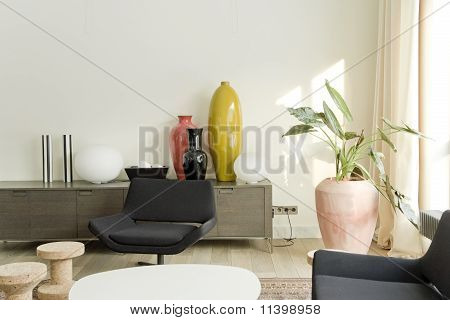 interior of a room