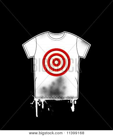 Shirt Template With Target