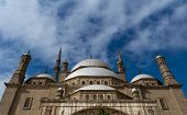 Постер, плакат: The Great Mosque Of Muhammad Ali Pasha Cairo Egypt