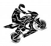 Постер, плакат: Sport Moto