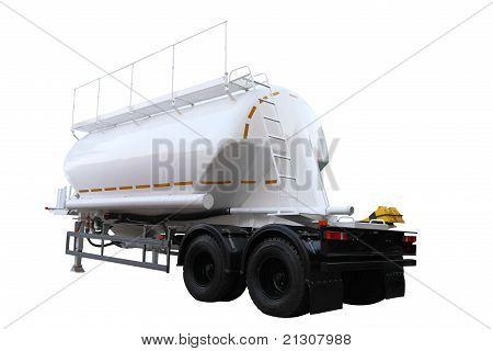 Cement Semitrailer