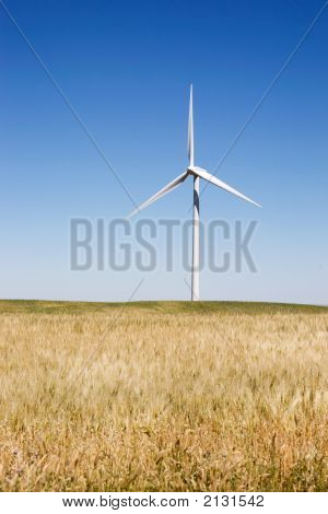 Praire Wind Turbine