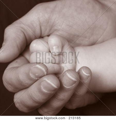Baby Hand 3