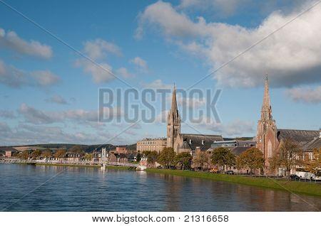 Historic Inverness, Scotland