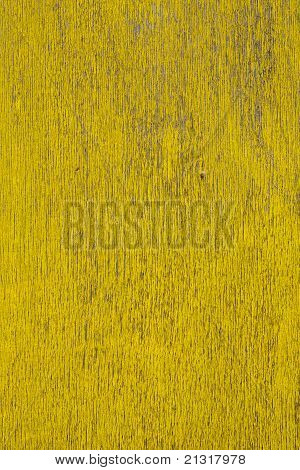 Yellow Wood Wall