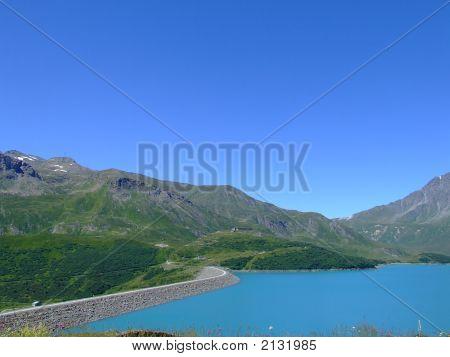 Moncenis Dam  (Alp France)