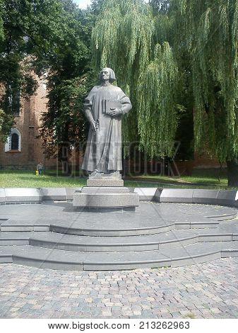Monument to Yuri