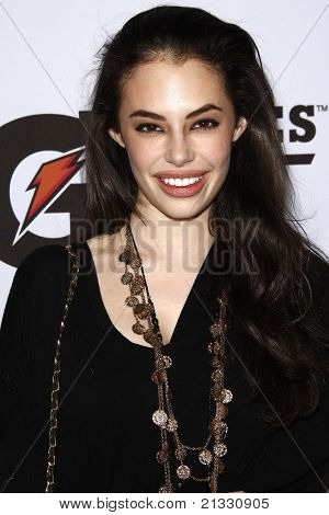 LOS ANGELES - APR 12:  Chloe Bridges at the 'Gatorade G Series Fit Launch Event' at the SLS Hotel in Los Angeles, California on April 12, 2011.
