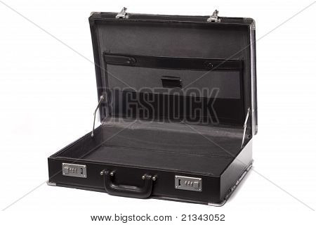 Hard Black Business Briefcase