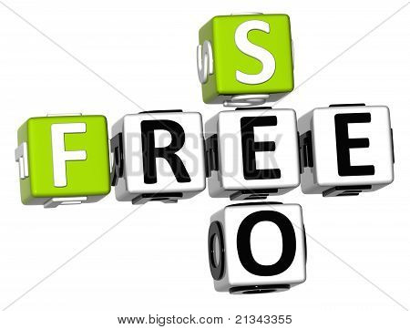 Crucigrama de Seo gratis 3D