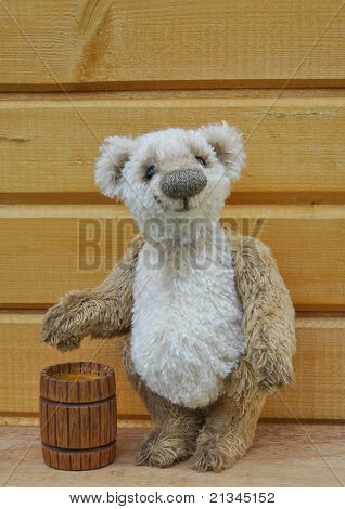 Teddy bear George