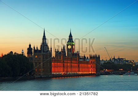 Houses of Parliament, Lonodn