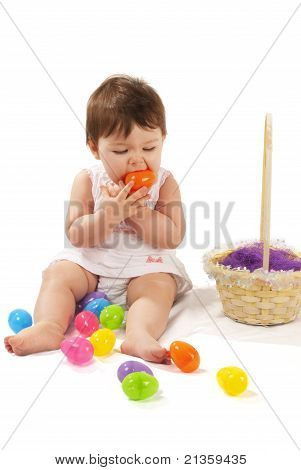 Easter Eggs Hunt