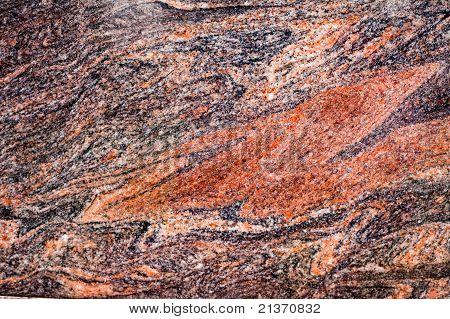 Polished granite background