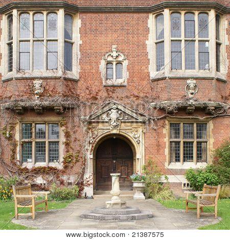 Westminster College in Cambridge