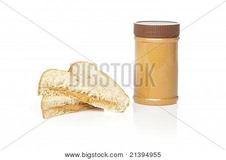 A Peanut Butter Sandwhich