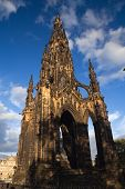 Edinburgh Monument poster