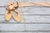 Ballet Shoes - Pointes - And Some Props poster
