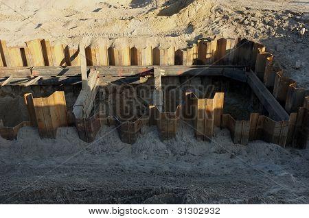 Steel Retaining Walls