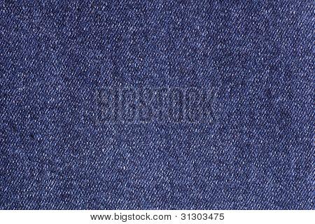Violet Jeans Denim Fabric Texture (diagonal)