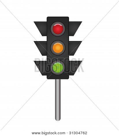 Semaphore Signal Raster